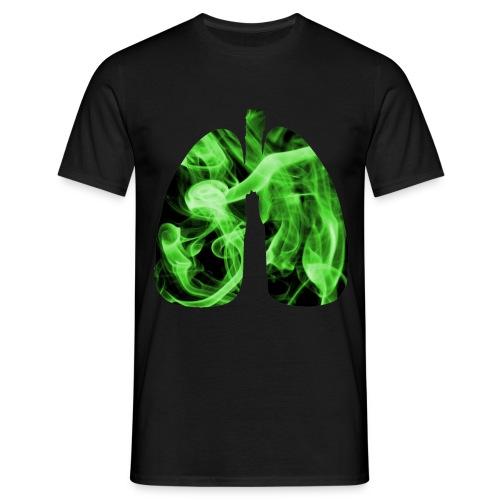 Smoke lungs 2 - Koszulka męska