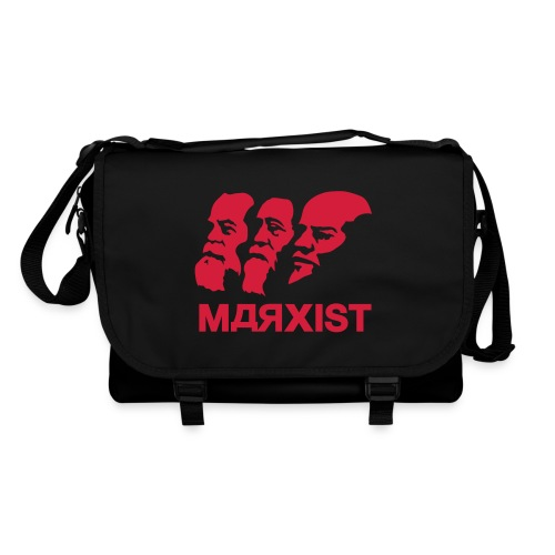 Marx Engels & Lenin Marxist Shoulder Bag - Shoulder Bag