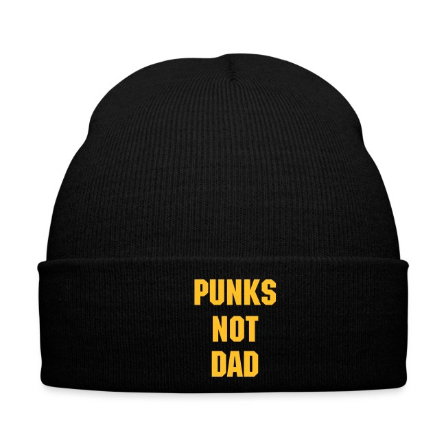 PND woolly hat