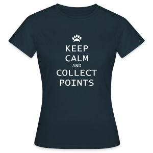 Collect Points Vrouwen T-Shirt - Vrouwen T-shirt