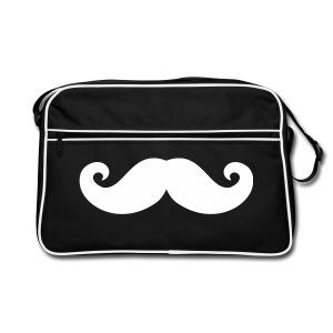 Mustage Moustache Tasche - Retro Tasche