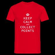 T-shirts ~ Mannen T-shirt ~ Collect Points Mannen T-Shirt