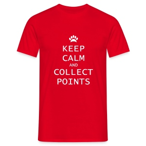 Collect Points Mannen T-Shirt - Mannen T-shirt