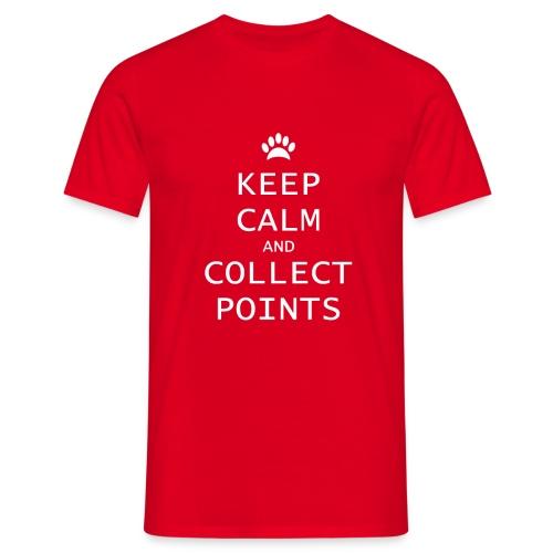 Collect Points Mannen T-Shirt - Mannen T-shirt