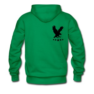 hollow vains hero hood - Men's Premium Hoodie