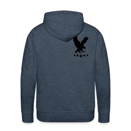 hollow vains hero hood - Men's Premium Hoodie