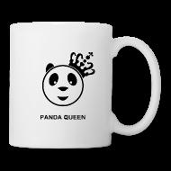 Mokken & toebehoor ~ Mok ~ Panda Queen II Vrouw Mok