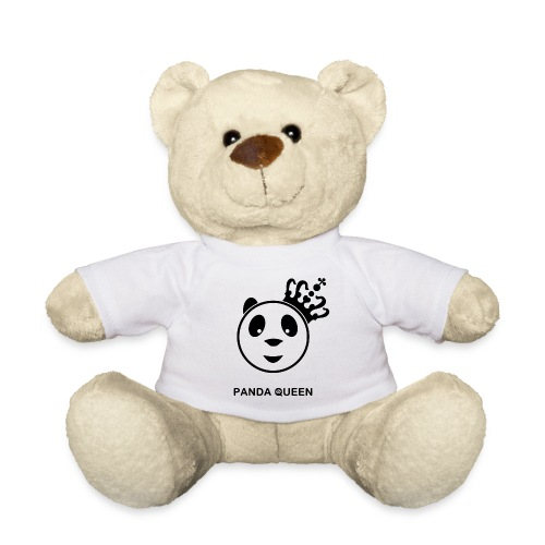 Panda Queen II Vrouw Beer - Teddy
