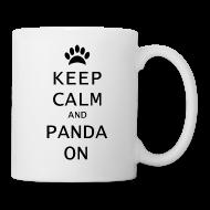 Mokken & toebehoor ~ Mok ~ Panda On Mok