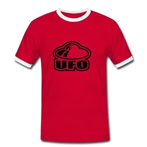 Non Identifié - T-shirt contrasté Homme