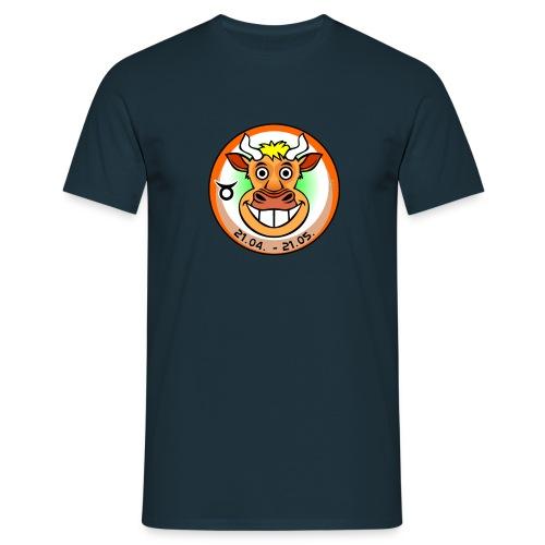 T-Shirt Astro-Stier - Männer T-Shirt