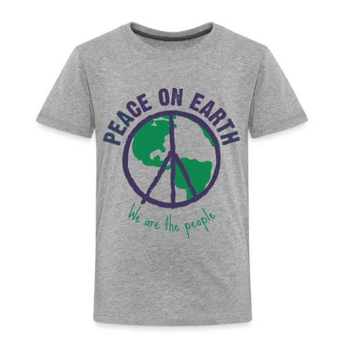 People's Earth - Kids T-Shirt - Kinder Premium T-Shirt