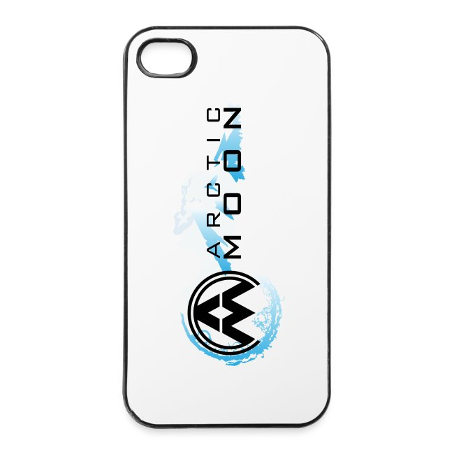 iPhone 4/4s Vertical Logo (Hard Cover)