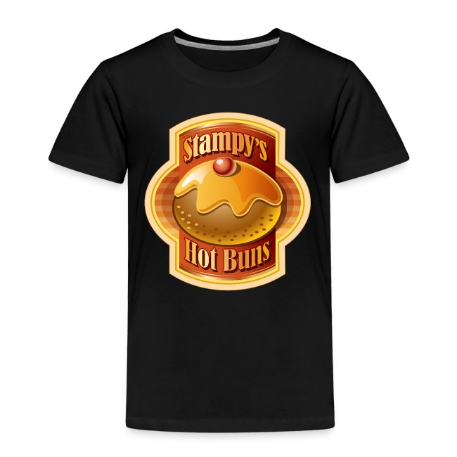 Stampy's Hot Buns - Child's T-shirt