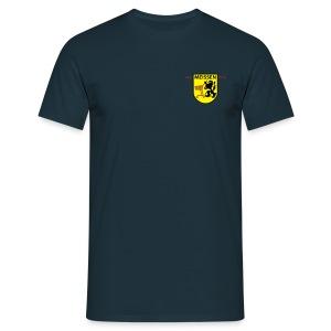 M21-T-Shirt Kaufhaus Meißen - Männer T-Shirt