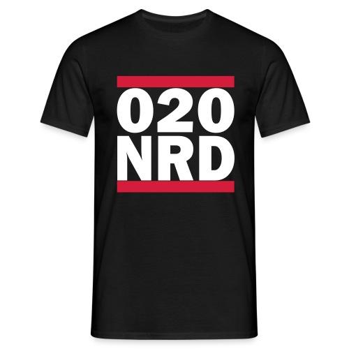 020 - NRD - Mannen T-shirt