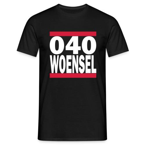040 - Woensel - Mannen T-shirt