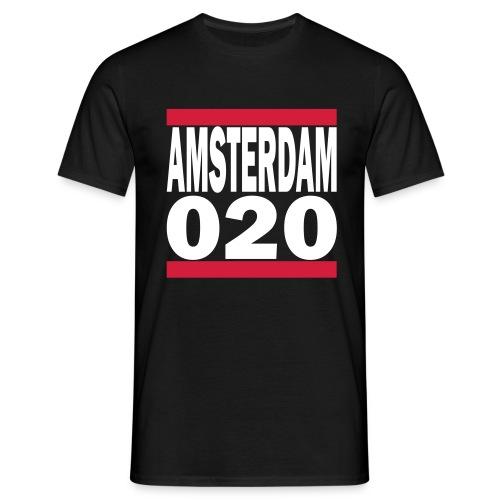 Amsterdam - 020 - Mannen T-shirt