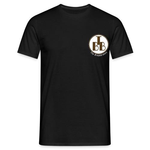 T-Shirt schwarz Mini-Logo - Männer T-Shirt