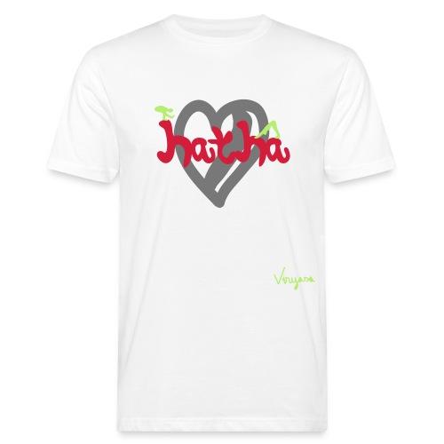 Luonnonmukainen t-paita - Miesten luonnonmukainen t-paita