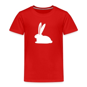 White Rabbit - Kinder Premium T-Shirt