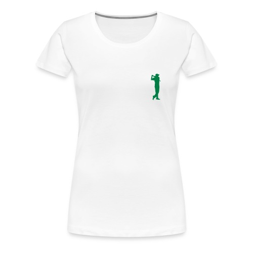 Tshirt Golf - T-shirt Premium Femme