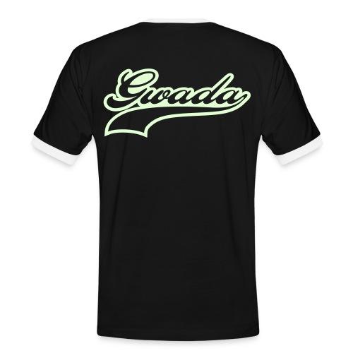 Tee shirt Gwada Homme - T-shirt contrasté Homme
