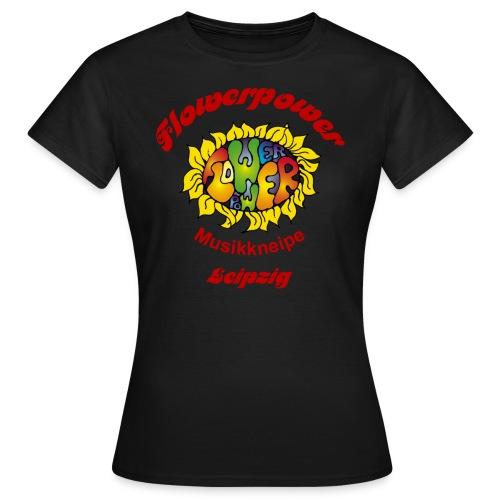 Leipzig schwarz - Frauen T-Shirt