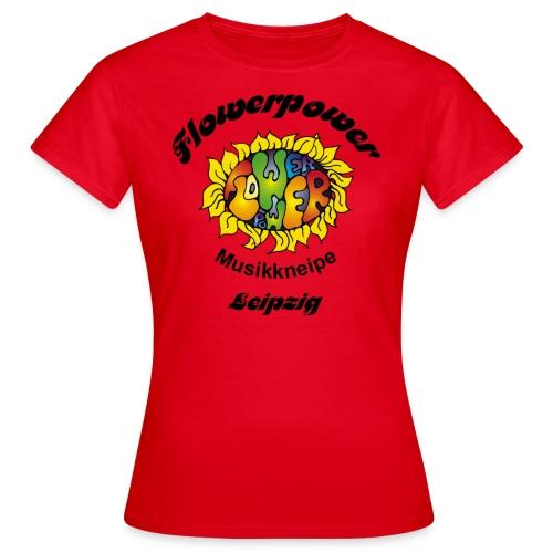 Leipzig rot - Frauen T-Shirt