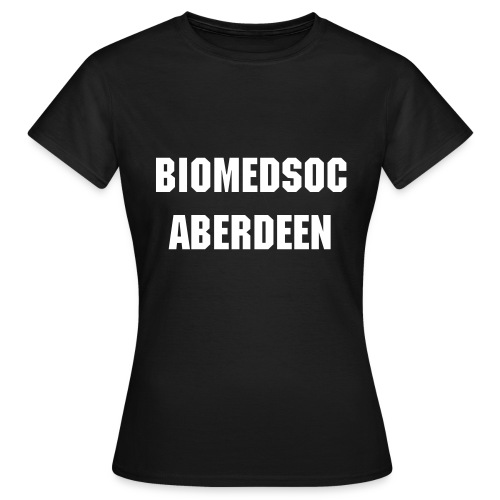 BioMedSoc T-Shirt (Ladies) - Women's T-Shirt