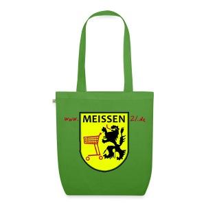 MEISSEN-SHOPPER  - Bio-Stoffbeutel