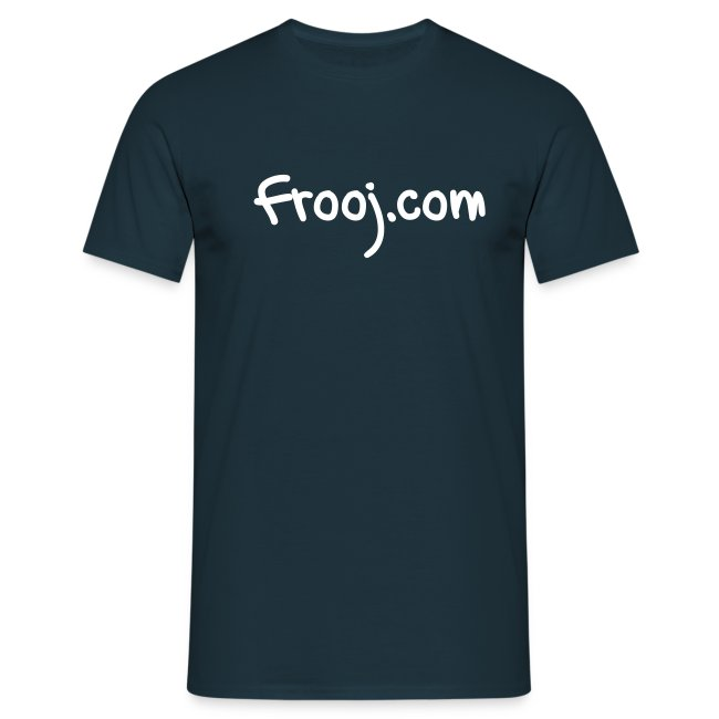 Frooj™ T-Shirt - HandWritten - Any Colour