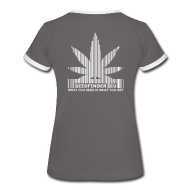 T-Shirts ~ Frauen Kontrast-T-Shirt ~ SeedFinder.eu Girlie Kontrast-Shirt