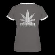 T-Shirts ~ Women's Ringer T-Shirt ~ SeedFinder.eu Girlie Kontrast-Shirt