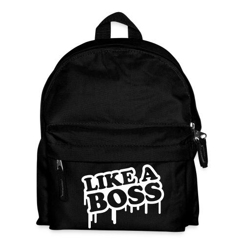 Like A Boss Tas - Rugzak voor kinderen