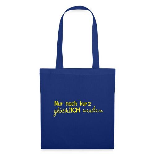 Tragetasche Motto 2013 - Stoffbeutel