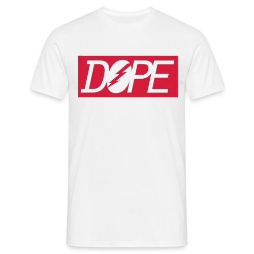 DOPE T-SHIRT BOYS - Mannen T-shirt
