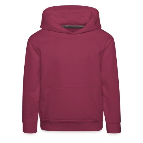 De hoodie van Finn - Kinderen trui Premium met capuchon