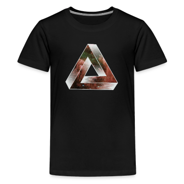 Cosmic Impossible Triangle Shirts