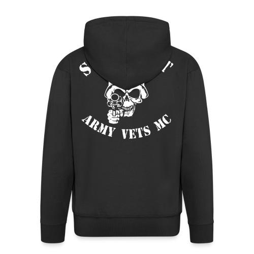Limited Support - Männer Premium Kapuzenjacke