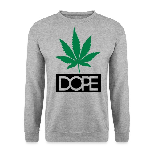 DOPE WEED Sweat  - Sweat-shirt Homme