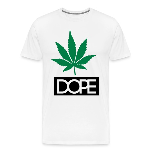 DOPE WEED - T-shirt Premium Homme