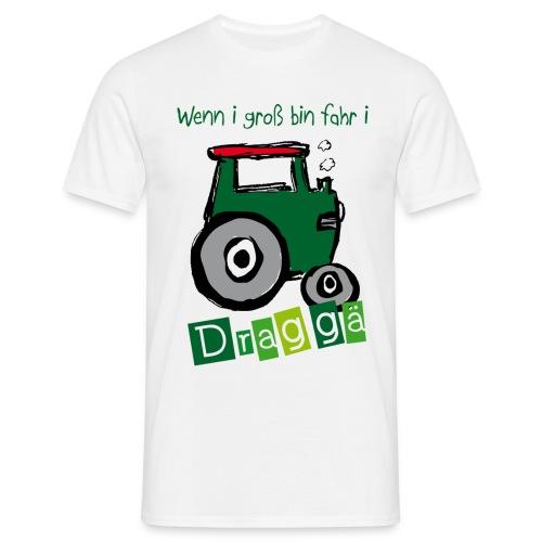 Draggä Buam - Männer T-Shirt