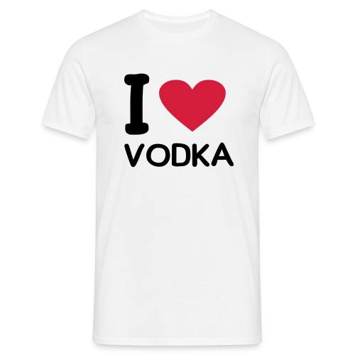 voddkaa - T-shirt herr