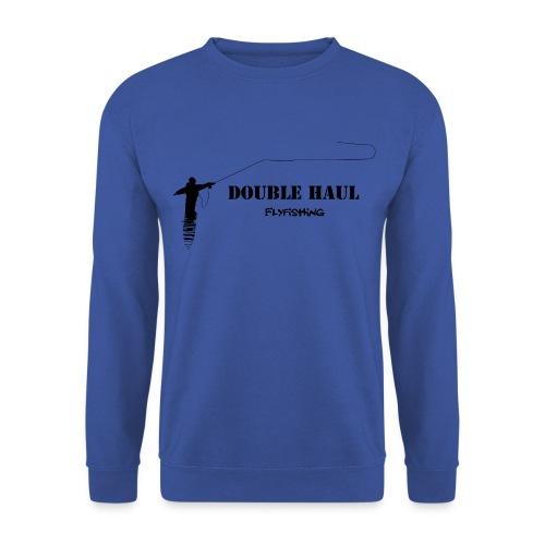 Fliegenfischen Long sleeve double haul - Männer Pullover