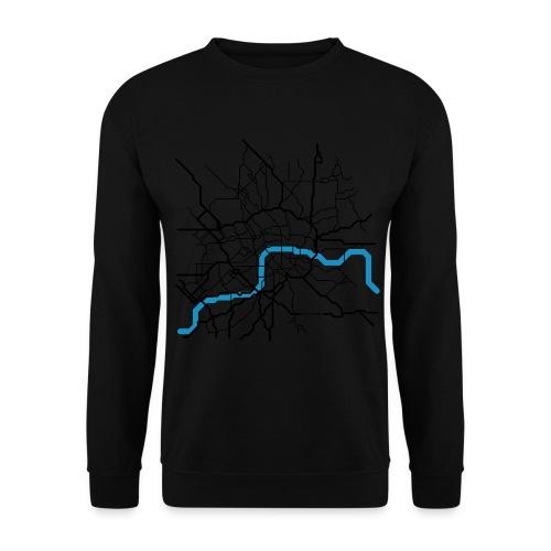 London Pullover schwarz-schwarz - Männer Pullover