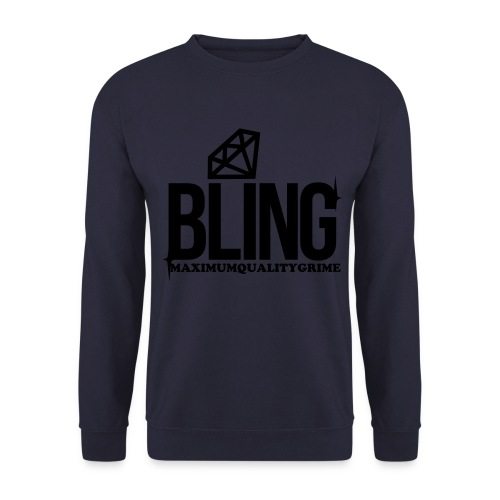 MQG BLING mens sweatshirt - Men's Sweatshirt