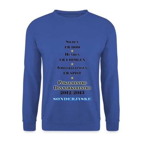 Mesterskabsbluse Mand - Men's Sweatshirt