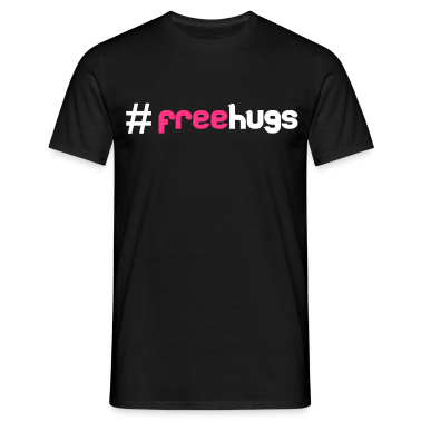 #FreeHugs T-Shirts