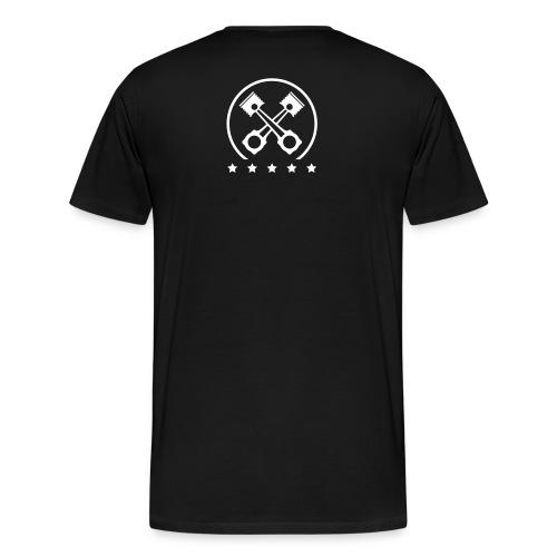 SuMoRiders mens T-shirt - Men's Premium T-Shirt